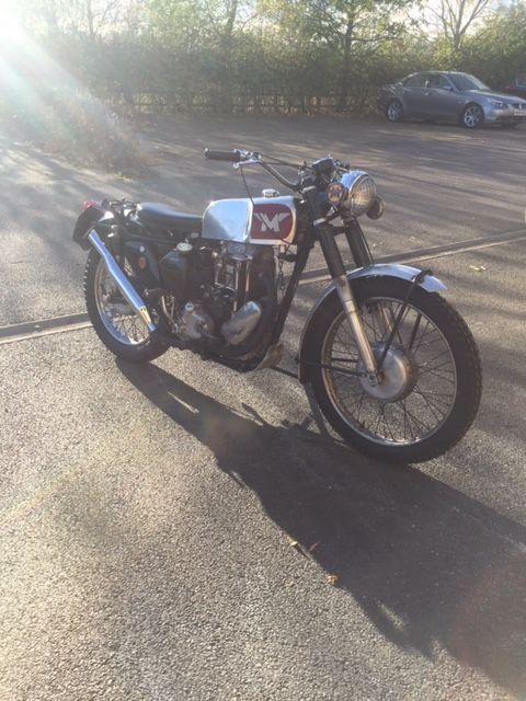 Restored Motorcycle Milton Keynes